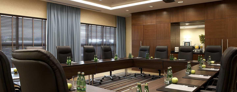 Hilton Warsaw Hotel and Convention Centre, Polen– Konferenzräume