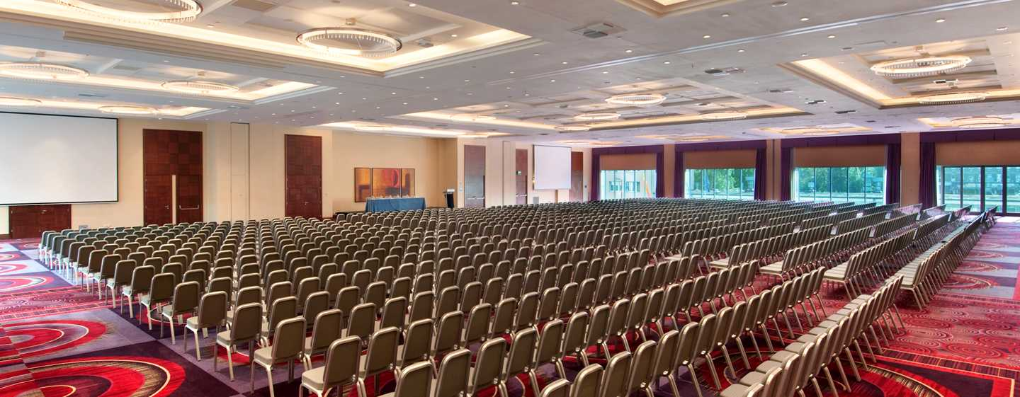 Hilton Warsaw Hotel and Convention Centre– Warsaw Hall