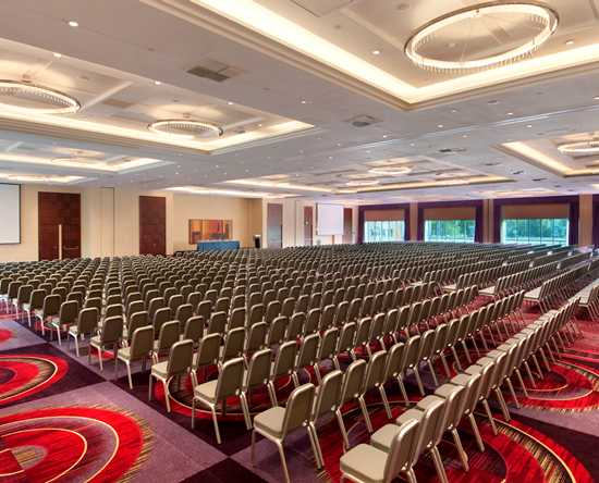Hilton Warsaw Hotel and Convention Centre, Polen – Warsaw Hall