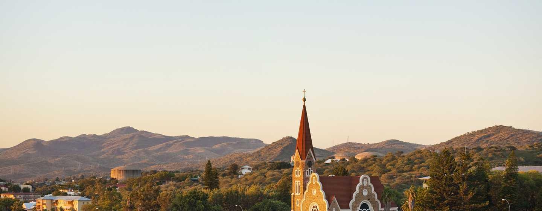 Hilton Windhoek Hotel, Namibia – Christuskirche