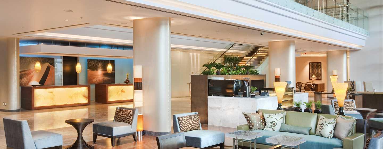 Hilton Windhoek Hotel, Namibia – Lobby
