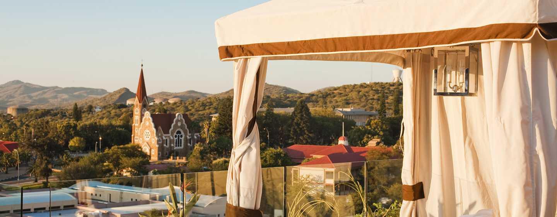 Hilton Windhoek Hotel, Namibia – Kosmetikraum im Spa