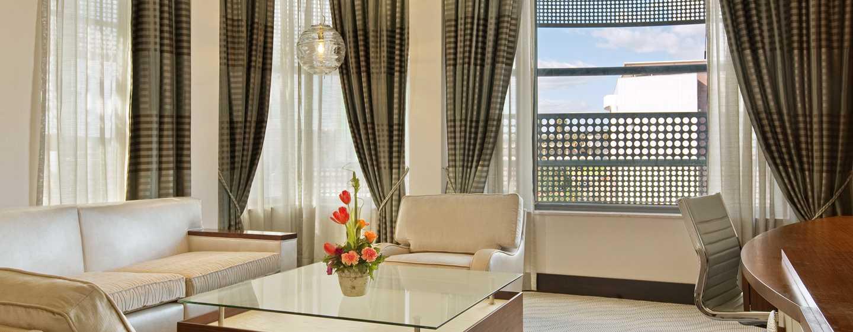 Hilton Windhoek Hotel, Namibia – Suite