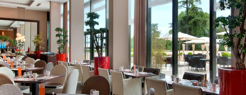 Hilton Evian-les-Bains Hotel, Frankreich – Restaurant Cannelle