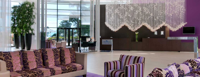 Hilton Evian-les-Bains Hotel, Frankreich– Lobby