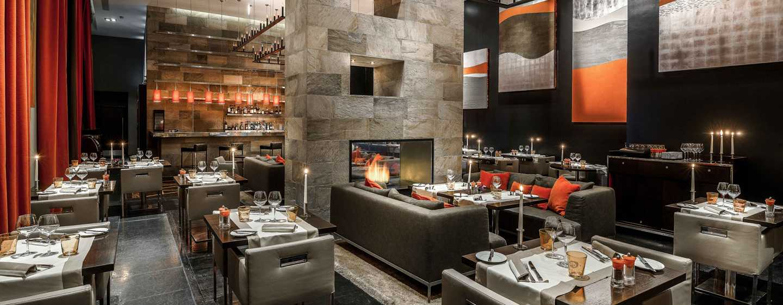 Hilton Evian-les-Bains Hotel, Frankreich– Restaurant Riva