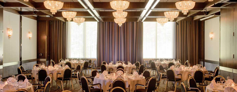 Hilton Zurich Airport Hotel, Schweiz– Bankettraum La Place