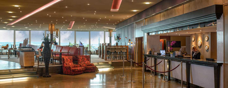 Hilton Zurich Airport Hotel, Schweiz– Lobby