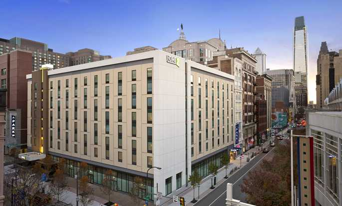Home2 Suites by Hilton Philadelphia – Convention Center, Pennsylvania, USA – Außenansicht