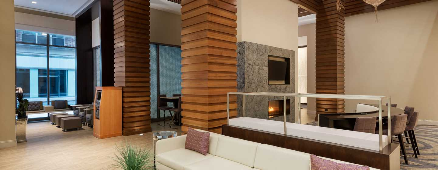 Homewood Suites by Hilton New York/Midtown Manhattan Times Square-South, NY, hotel  - Lobby