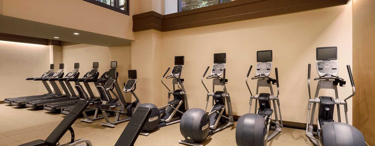 Homewood Suites by Hilton New York/Midtown Manhattan Times Square-South, NY, hotel  - Fitness Center