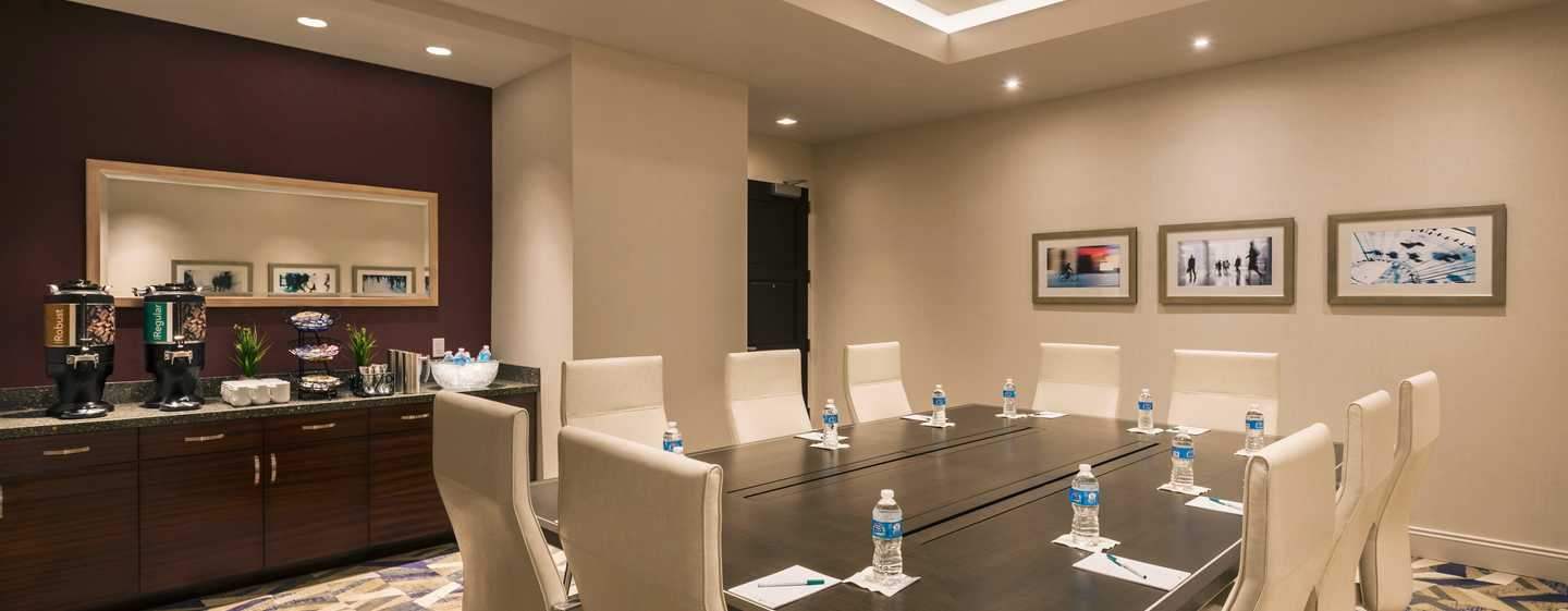 Homewood Suites by Hilton New York/Midtown Manhattan Times Square-South, NY, hotel  - Conrad Boardroom