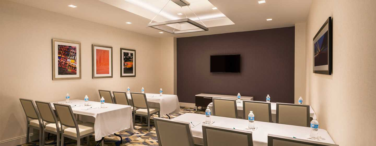 Homewood Suites by Hilton New York/Midtown Manhattan Times Square-South, NY, hotel  - Tagungsräume