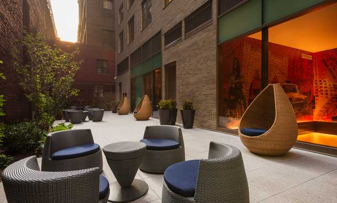 Homewood Suites by Hilton New York/Midtown Manhattan Times Square-South, NY, hotel - Aussenbereich