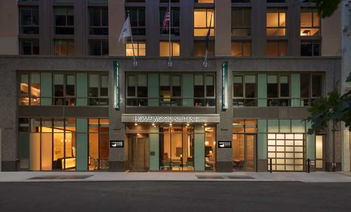 Homewood Suites by Hilton New York/Midtown Manhattan Times Square-South, NY, hotel - Aussenansicht