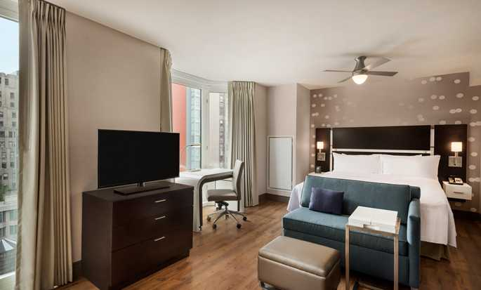 Homewood Suites by Hilton New York/Midtown Manhattan Times Square-South, NY, hotel - King Studio