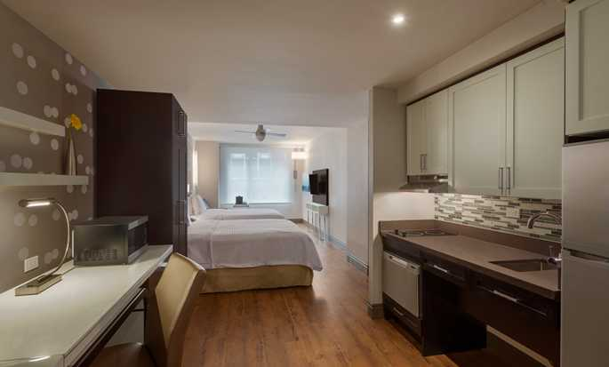 Homewood Suites by Hilton New York/Midtown Manhattan Times Square-South, NY, hotel - Barrierefreies Zimmer