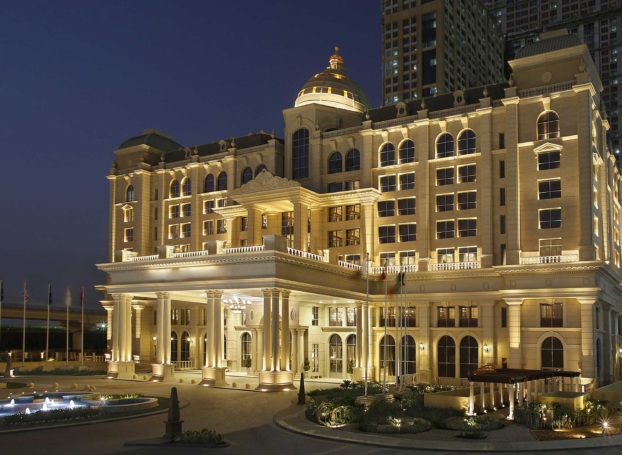 Habtoor Palace Dubai LXR Hotels & Resorts