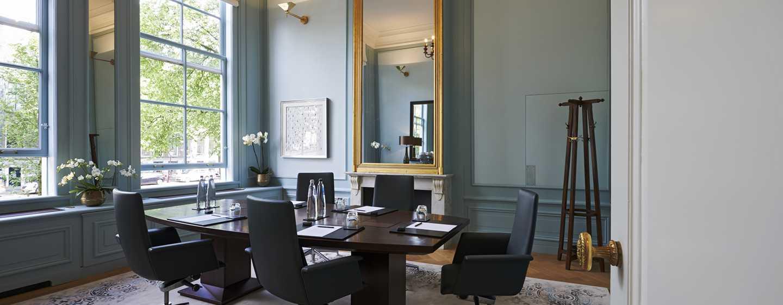 Waldorf Astoria Amsterdam Hotel, Niederlande– Meetings
