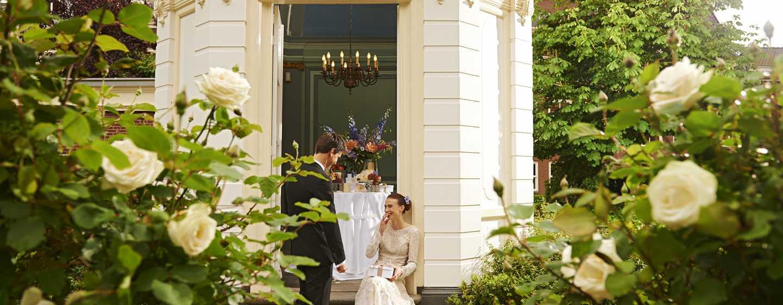 Waldorf Astoria Amsterdam Hotel, Niederlande– Hochzeiten