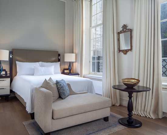 Luxuszimmer und Suiten – Waldorf Astoria Amsterdam Hotel