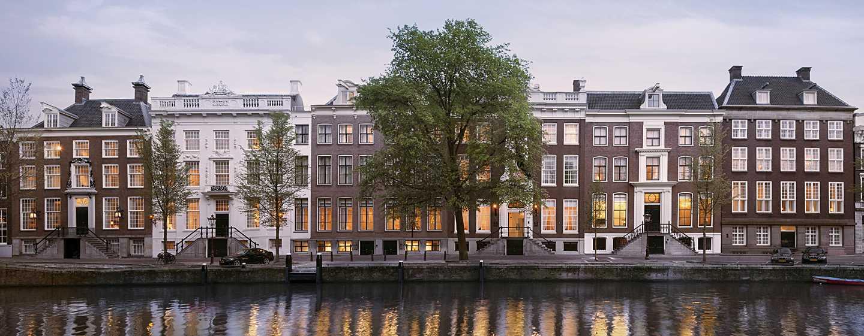 Waldorf Astoria Amsterdam Hotel– Außenbereich