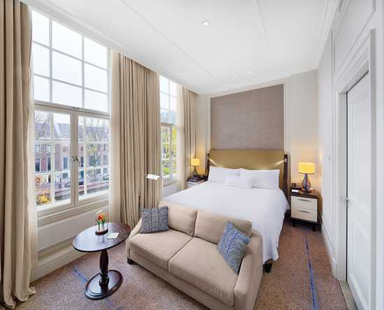 Waldorf Astoria Amsterdam Hotel, Niederlande – BACKER SUITE