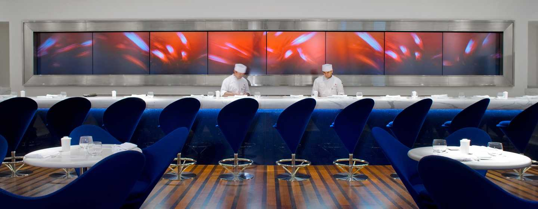 Boca Raton Resort & Club, A Waldorf Astoria Resort, Florida, USA– Sushi-Bar