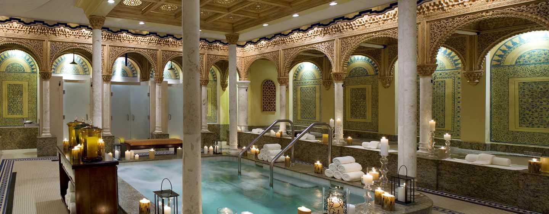 Boca Raton Resort & Club, A Waldorf Astoria Resort, Florida, USA– Spa-Pool