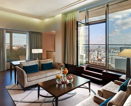 Waldorf Astoria Berlin hotel, Deutschland - Grand Tower Suite King