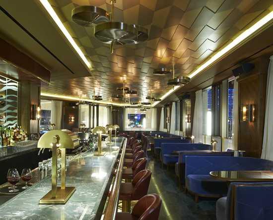 Restaurants und Lounges – Waldorf Astoria Berlin