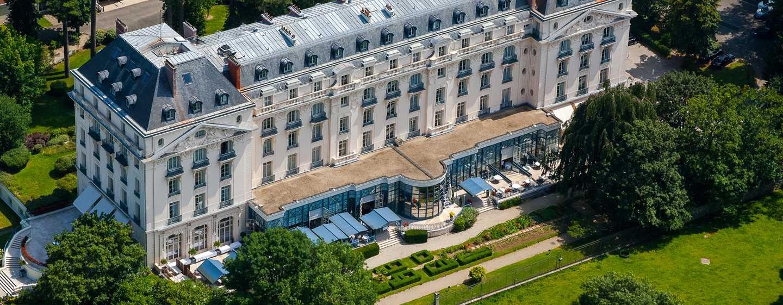 Waldorf Astoria Trianon Palace Versailles, Frankreich– Luftaufnahme