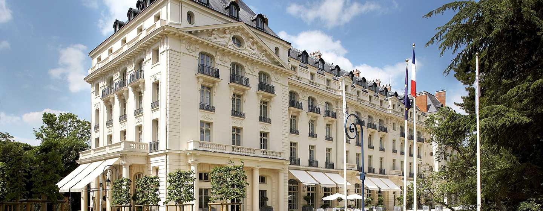 Waldorf Astoria Trianon Palace Versailles, Frankreich– Außenansicht