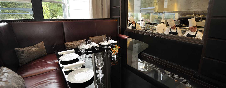 Waldorf Astoria Trianon Palace Versailles, Frankreich– Chef's Table im Gordon Ramsay au Trianon