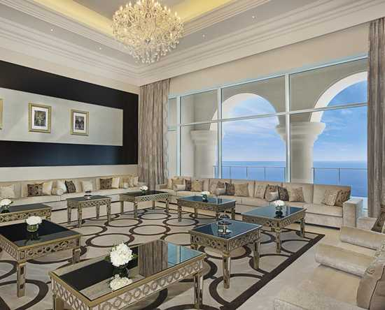 Waldorf Astoria Dubai Palm Jumeirah, VAE – Royal Suite