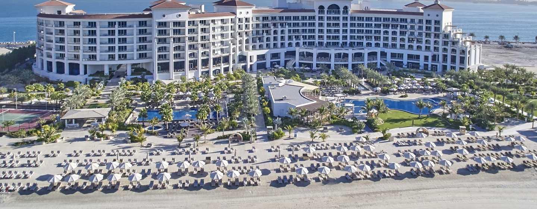 Waldorf Astoria Dubai Palm Jumeirah Hotel, VAE – Außenbereich des Hotels