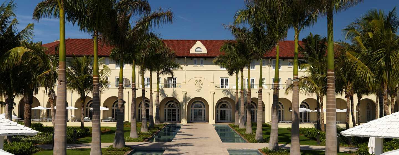 Casa Marina, a Waldorf Astoria Resort, Florida, Vereinigte Staaten - Außenansicht des Hotels