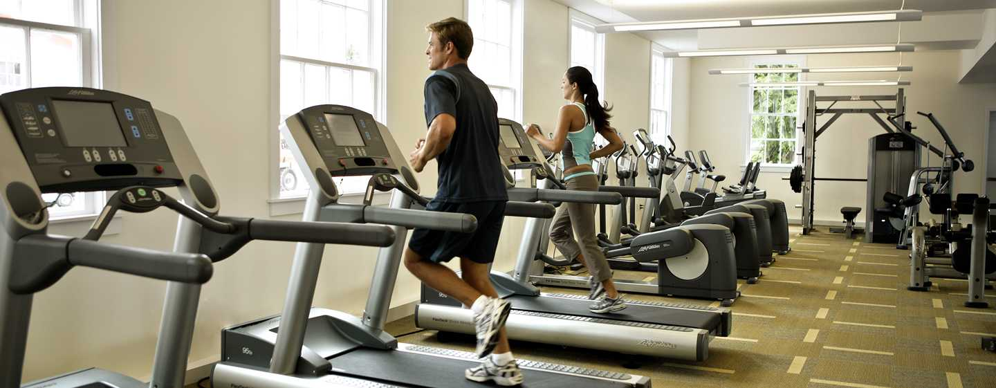 Casa Marina, a Waldorf Astoria Resort, Florida, Vereinigte Staaten - Fitness Center