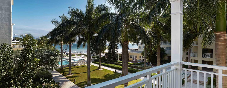 The Reach, a Waldorf Astoria Resort Hotel, Florida, USA - Großartiger Ausblick