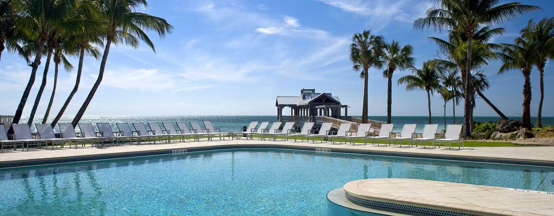 The Reach, a Waldorf Astoria Resort Hotel, Florida, USA - Resortpool