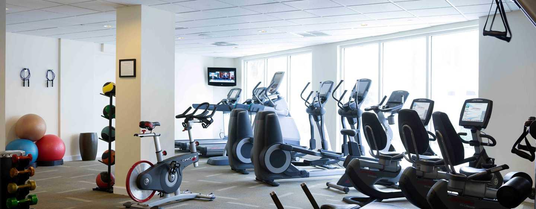The Reach, a Waldorf Astoria Resort Hotel, Florida, USA - Fitness Center