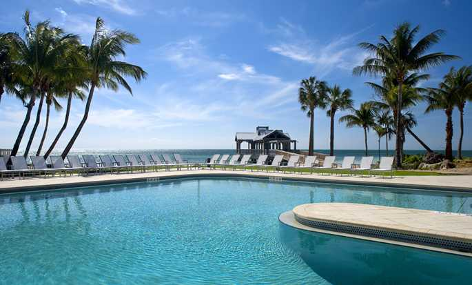 The Reach, a Waldorf Astoria Resort Hotel, Florida, USA - Resortpool