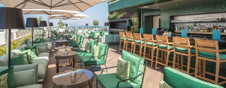 Waldorf Astoria Beverly Hills, Kalifornien, USA– The Rooftop by JG