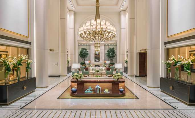 Waldorf Astoria Beverly Hills, Kalifornien, USA – Hotellobby