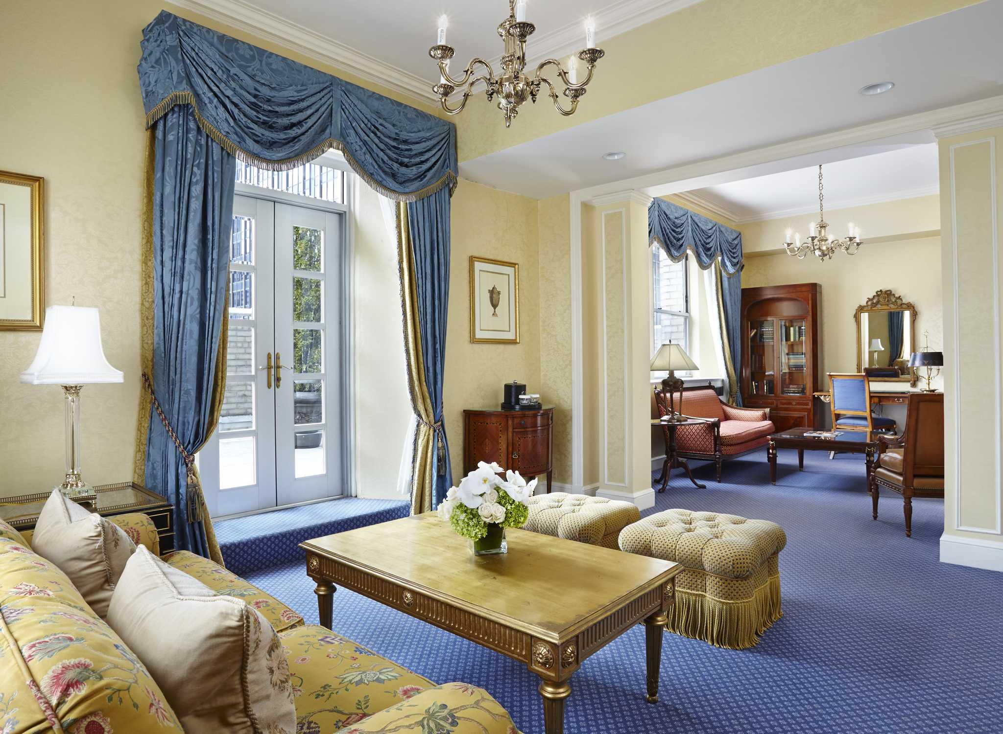 Das waldorf astoria new york 5 sterne luxushotel for Hotel waldorf astoria