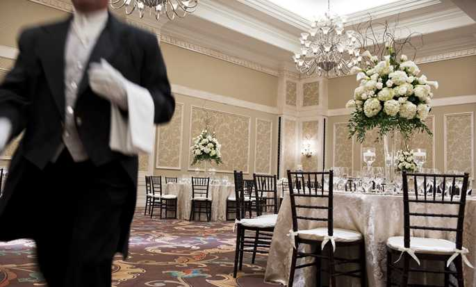 Waldorf Astoria Orlando Hotel, Florida, USA – Bonnet Creek Ballsaal