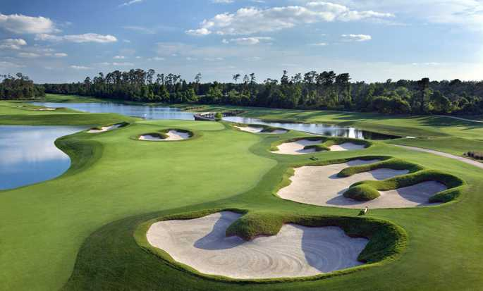 Waldorf Astoria Orlando Hotel, Florida, USA – Golf