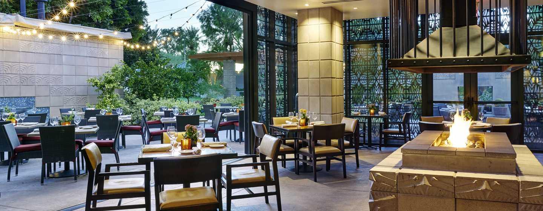 Arizona Biltmore, a Waldorf Astoria Resort Hotel, USA– Frank and Albert's