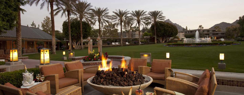 Arizona Biltmore, a Waldorf Astoria Resort Hotel, USA– Freisitz
