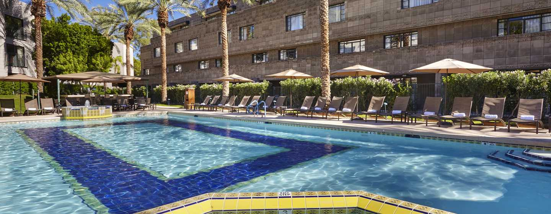 Arizona Biltmore, a Waldorf Astoria Resort Hotel, USA– Catalina Pool
